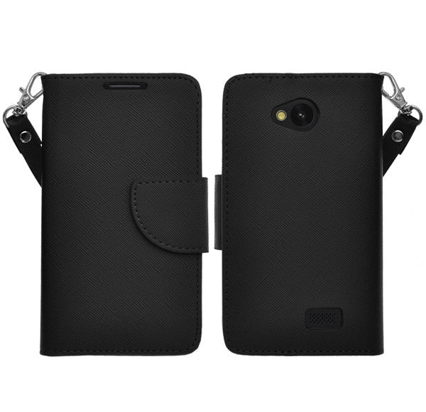 LG F60 Case - black - www.coverlabusa.com