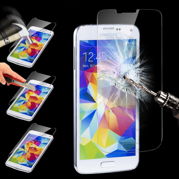samsung galaxy s5 tempered glass screen protector - www.coverlabusa.com