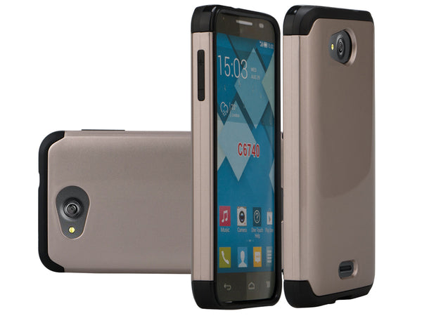Kyocera Hydro Wave Case - gold - www.coverlabusa.com