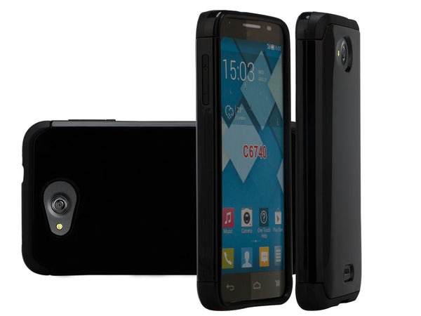 Kyocera Hydro Wave Case - black - www.coverlabusa.com