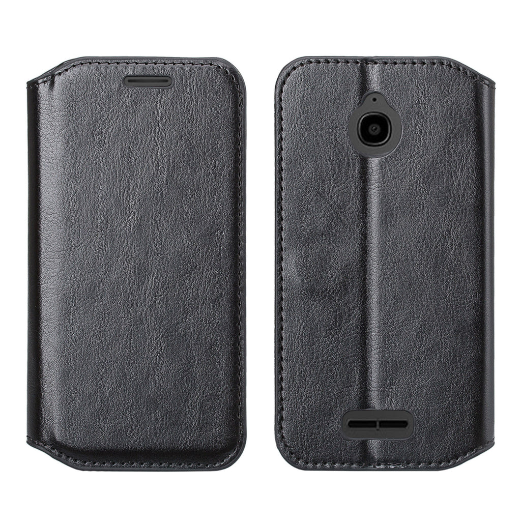 buy popular 3409b fae8d Alcatel Pixi Avion Case, Alcatel Dawn Case, Alcatel Streak Case, Alcatel  Ideal, Alcatel Acquire Slim Flip Cover [Kickstand] Pu Leather Wallet Case  ...