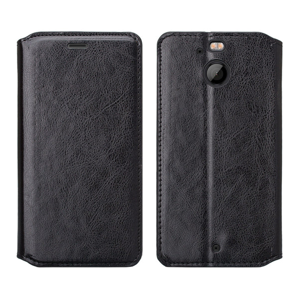 HTC Bolt Wallet Case - black - www.coverlabusa.com