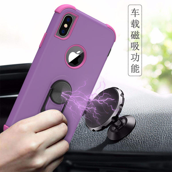 apple iphone xs max sgp ring - purple - www.coverlabusa.com