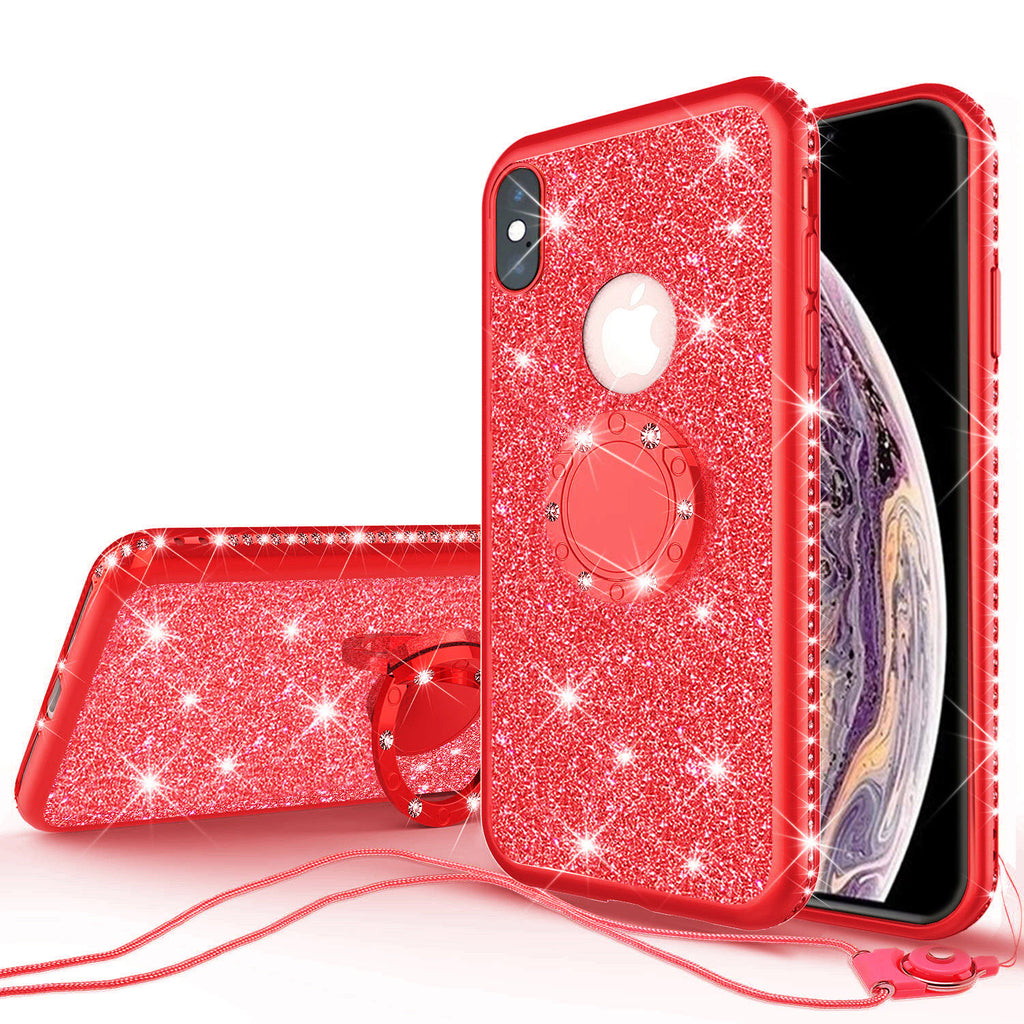 iphone xr phone case with kickstand