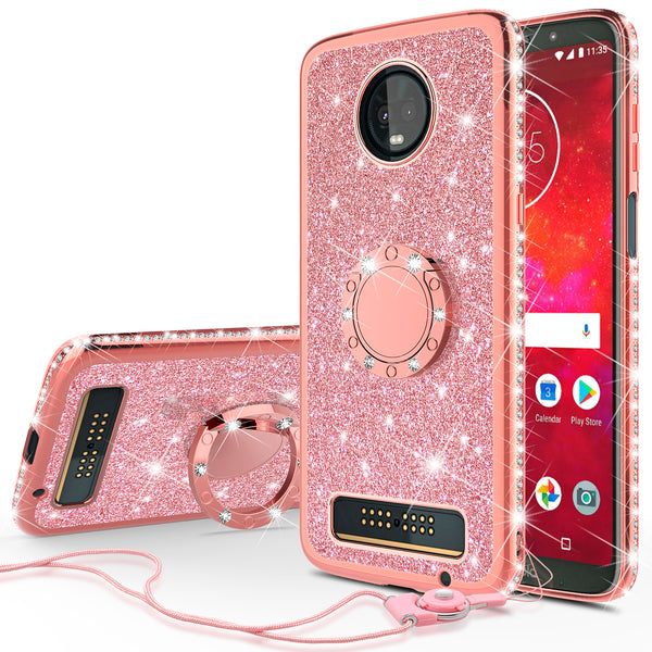Motorola Moto Z3 Play Cases