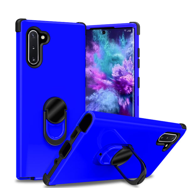 samsung galaxy note 10 sgp ring - blue/black - www.coverlabusa.com