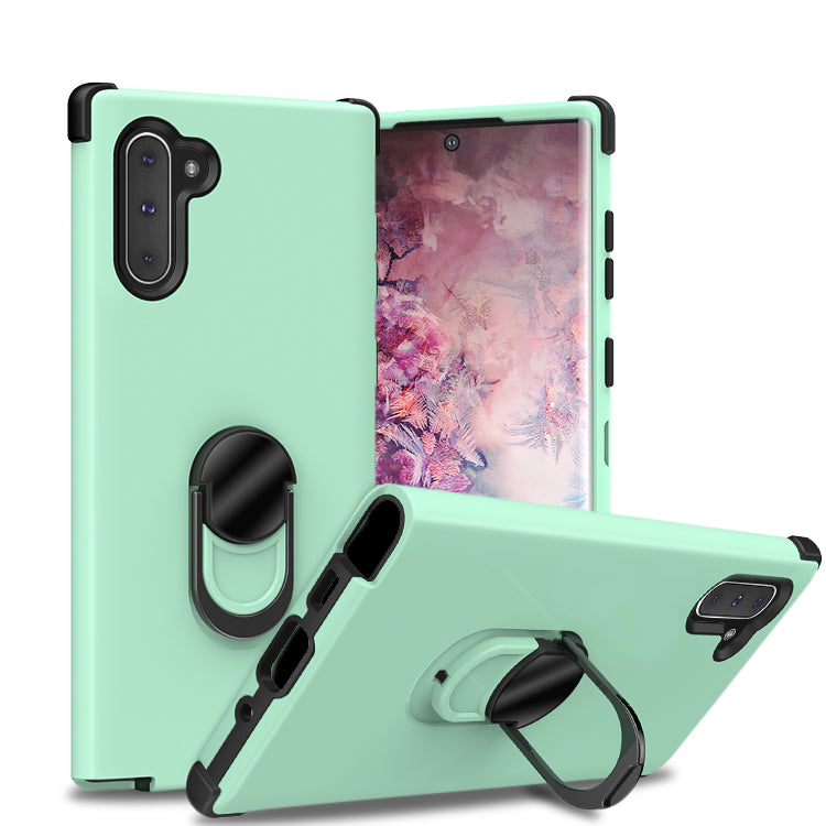 samsung galaxy note 10 sgp ring - teal/black - www.coverlabusa.com