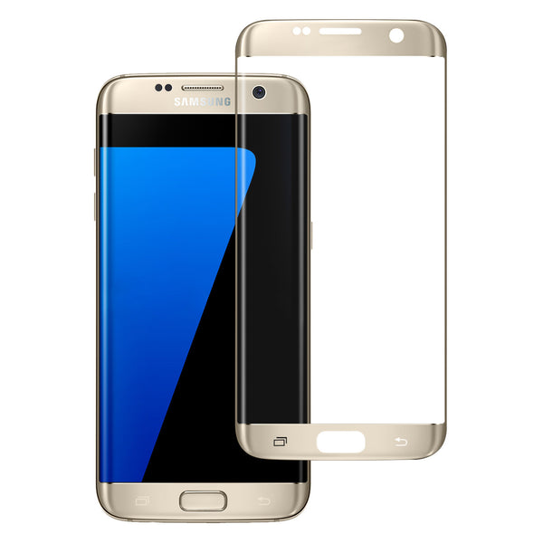 samsung galaxy S6 Edge Plus screen protector, galaxy S6 Edge Plus temper glass -gold - www.coverlabusa.com