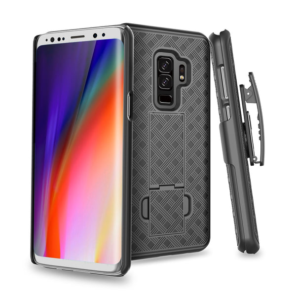 Galaxy S9 Plus holster shell combo case - www.coverlabusa.com