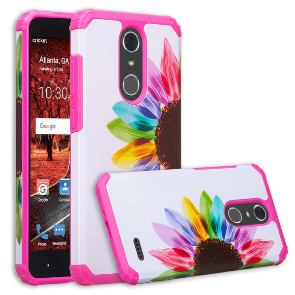 ZTE Grand X4, Blade Spark Z971 Case - Sunflower - www.coverlabusa.com