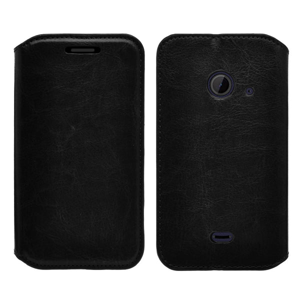 zte z667 cover, zte z667 wallet case - black - www.coverlabusa.com