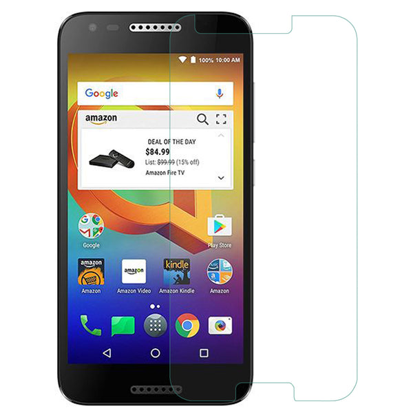 Alcatel A30 Plus Screen Protector Tempered Glass - www.coverlabusa.com