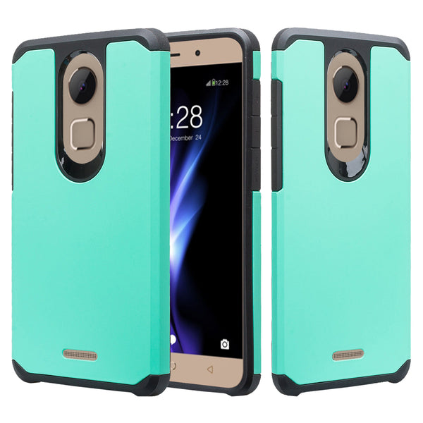 coolpad revvl plus case - teal - www.coverlabusa.com