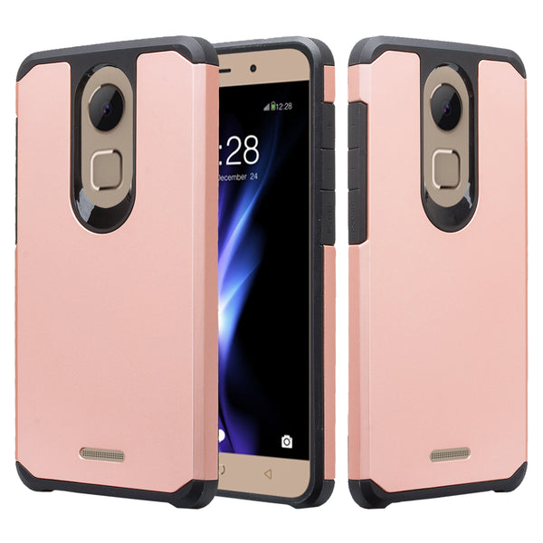 coolpad revvl plus case - rose gold - www.coverlabusa.com