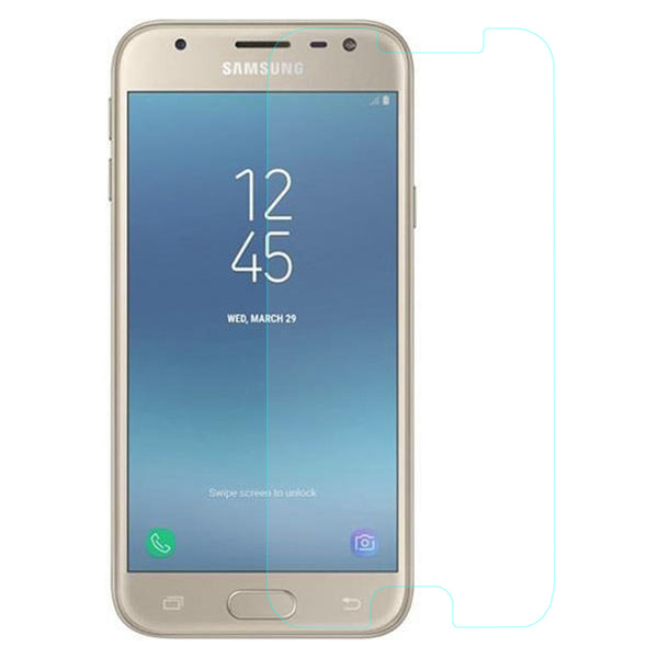 Samsung Galaxy J3 2018 Screen Protector Tempered Glass - www.coverlabusa.com