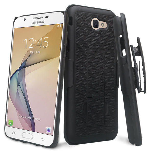 Galaxy J7(2017) holster shell combo case - www.coverlabusa.com