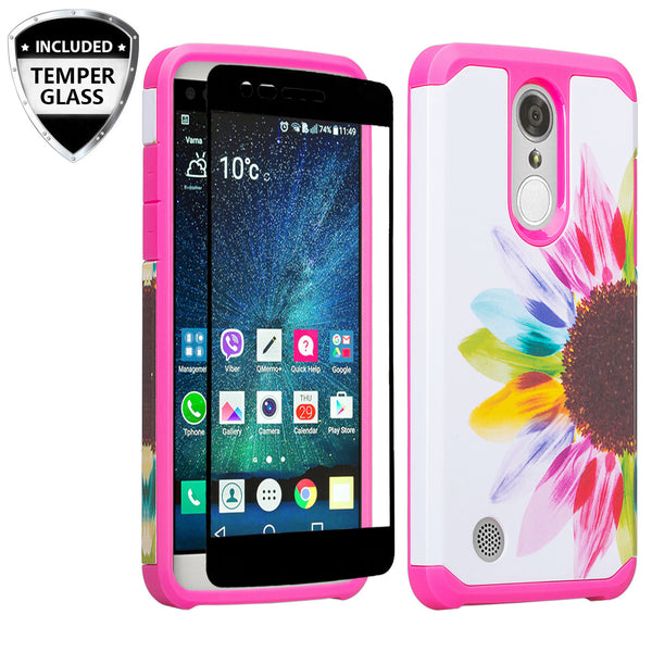 lg aristo hybrid case - vivid sunflower - www.coverlabusa.com
