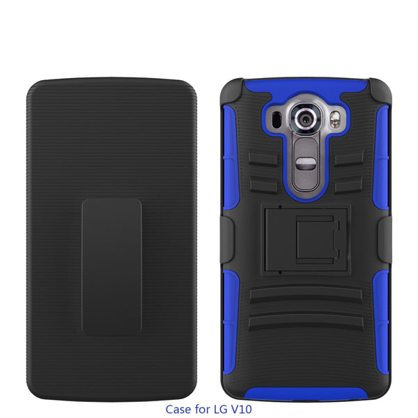 lg v10 case - holster - blue - www.coverlabusa.com