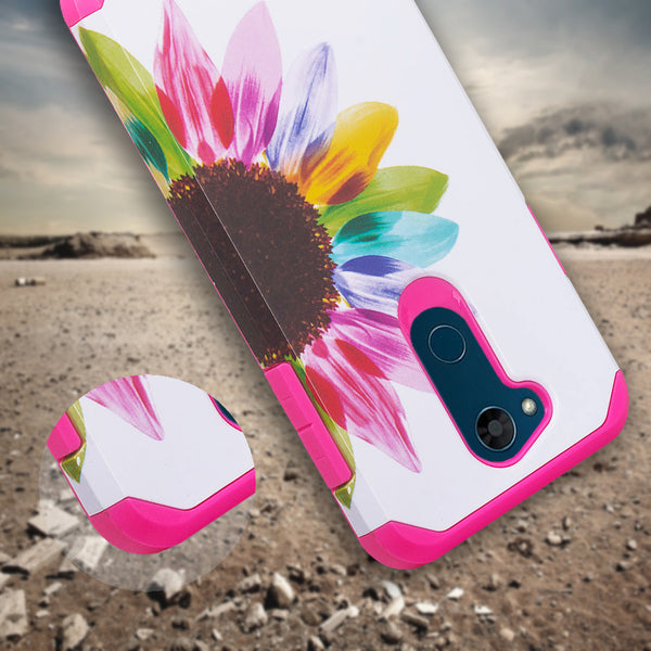 lg x power 3 hybrid case - vivid sunflower - www.coverlabusa.com