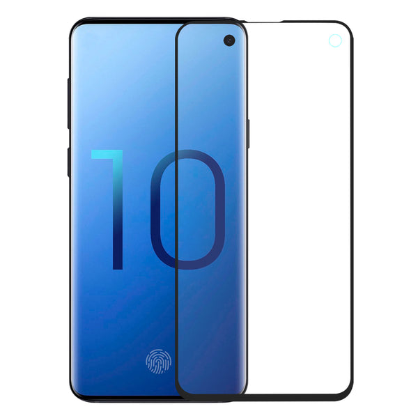 samsung galaxy s10e 3d pet  screen protector - black - www.coverlabusa.com