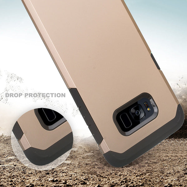 samsung galaxy s8 plus case - gold - www.coverlabusa.com