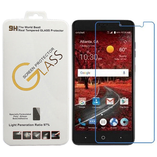 zte grand x 4 tempered glass screen protector - www.coverlabusa.com