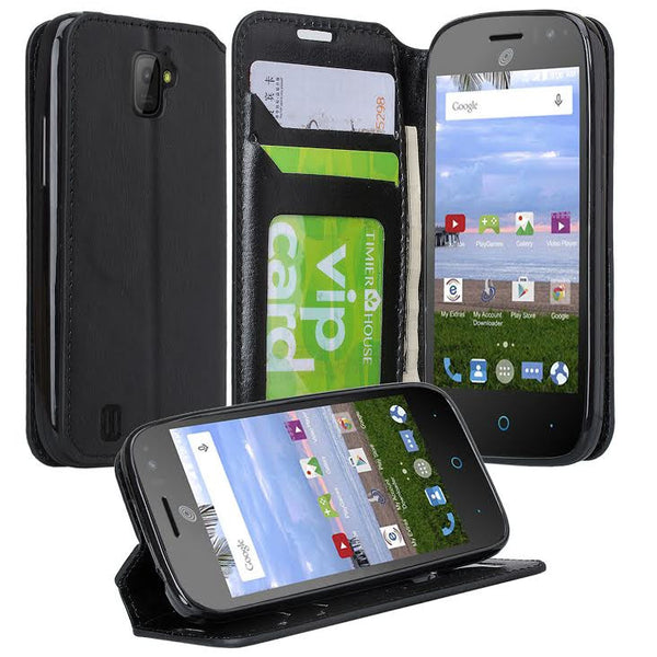 ZTE Citrine LTE Case - Black - www.coverlabusa.com