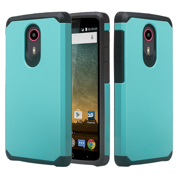 zte ultra case - teal - www.coverlabusa.com