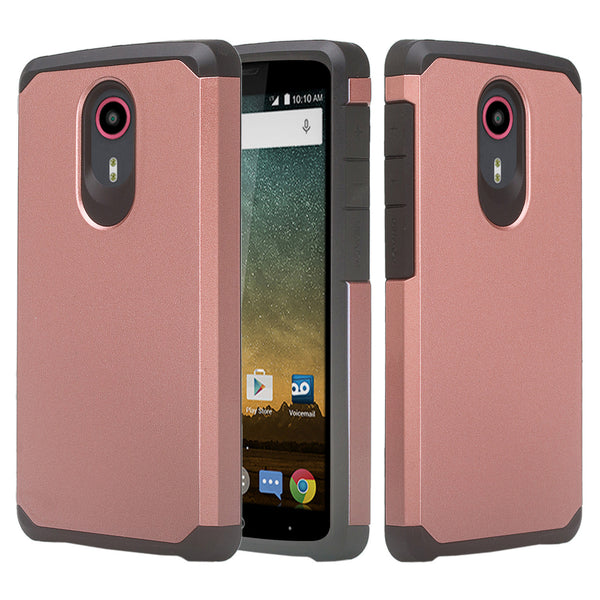 zte ultra case - rose gold - www.coverlabusa.com