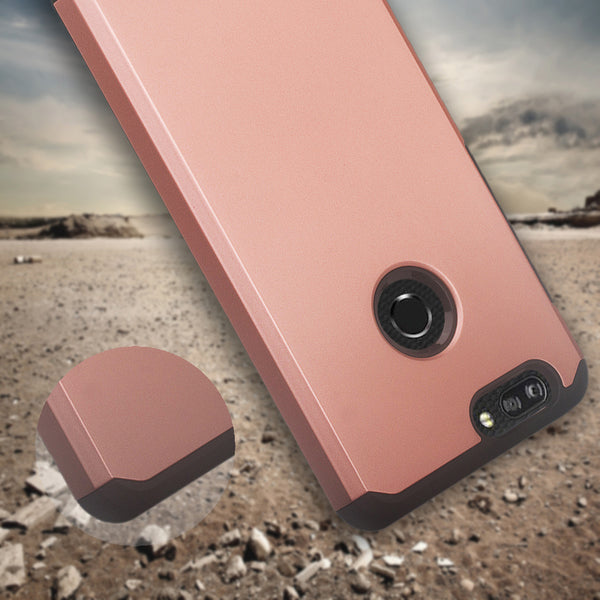 zte sequoia case - rose gold - www.coverlabusa.com