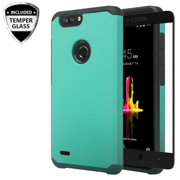 zte sequoia case - teal - www.coverlabusa.com