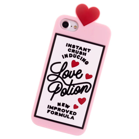 Love Potion Soft Phone Case for iPhone - KawaiiKoo