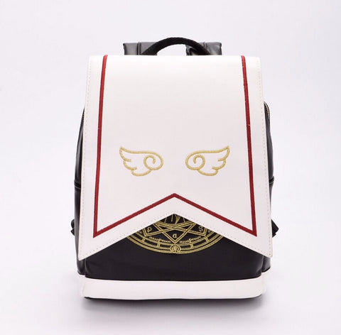 Cardcaptor Sakura Magical Girl School Backpack - KawaiiKoo