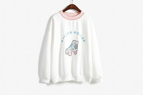 Sweet Roller Baby Sweatshirt with Fleece - KawaiiKoo