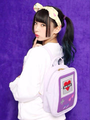 Kawaii Game Over Gameboy Backpacks