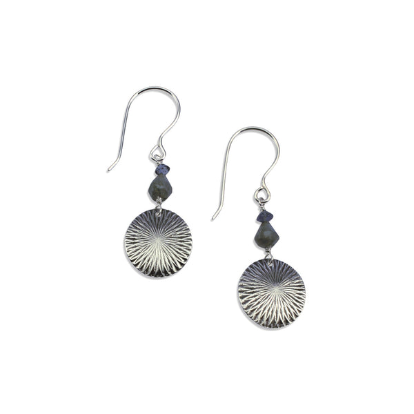 Kaleidoscope | Mini Drop Earrings
