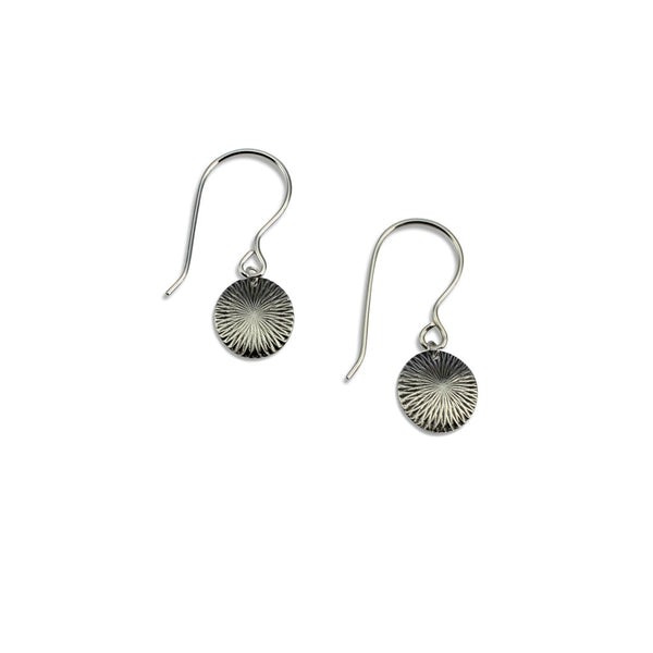 Kaleidoscope | Mini Disc Earrings