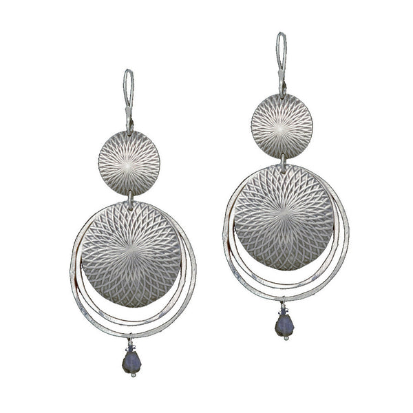 Kaleidoscope | Double Orbit Earrings