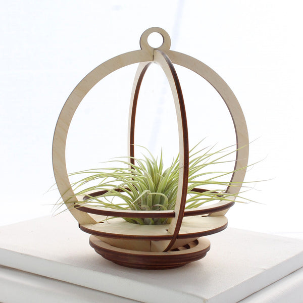Large Orbit Plant Holder