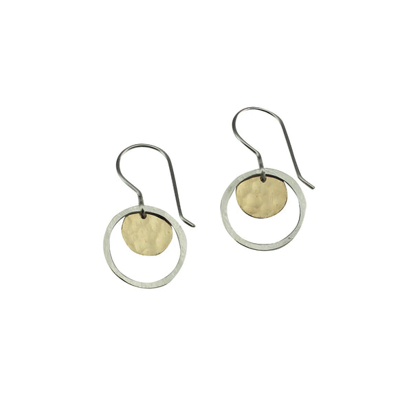 Natural Beauty | Single Aura Orbit Earring
