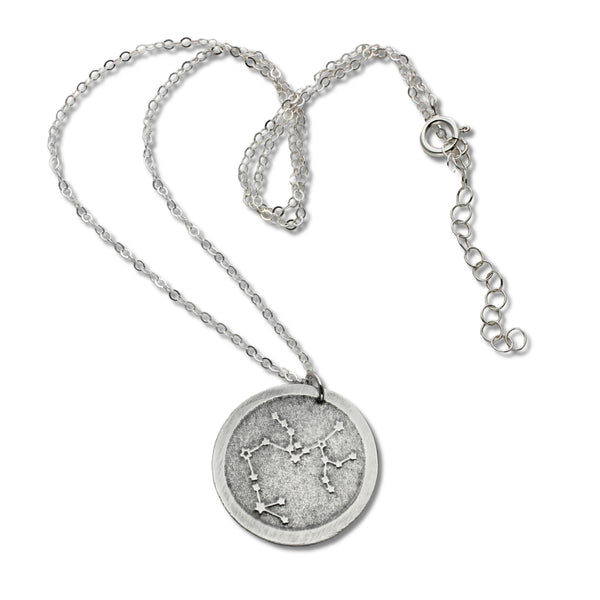 Celestial Zodiac | Large Pendant Necklace