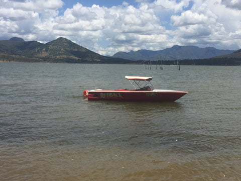 'Boss' Ski Boat - 1980 Performance Craft