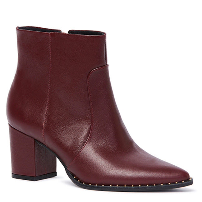 Milano Boot - Wineberry