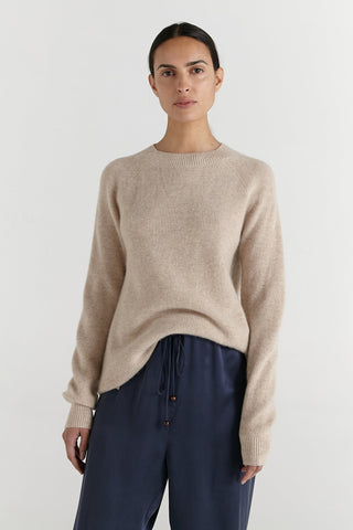 Maxen Sweater - Oat