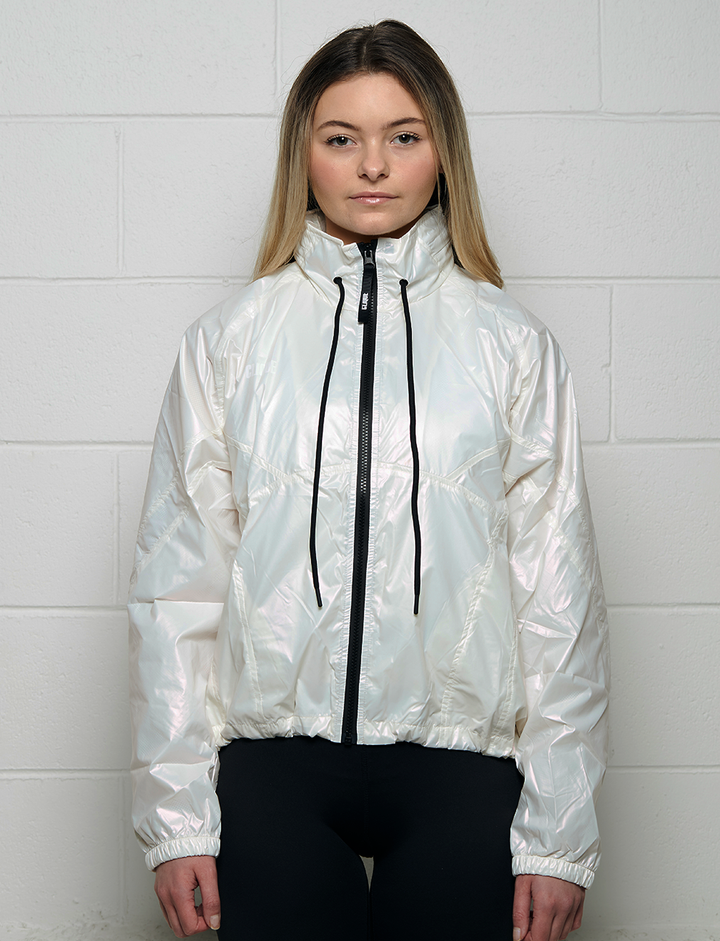 Limited Edition Windbreaker - Pearl