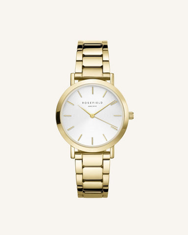 Tribeca - Gold/White