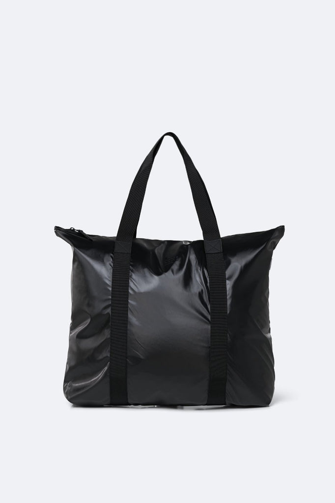 Tote Bag OSFA - Shiny Black