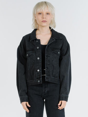 Jessie Jacket - Faded Black