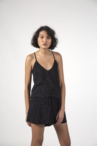 Wilde Cami - Black Dot