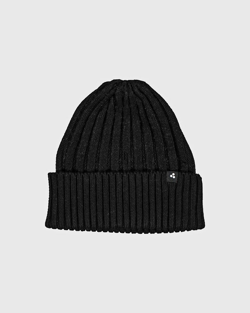 Fishermans Beanie - Black